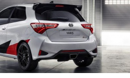 Toyota se une al mercado de los hot-hatch: Yaris GRMN