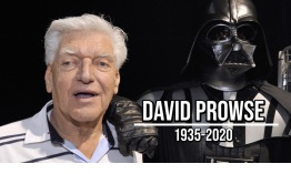 "Muere David Prowse, el actor que dio vida a ""Darth Vader"""